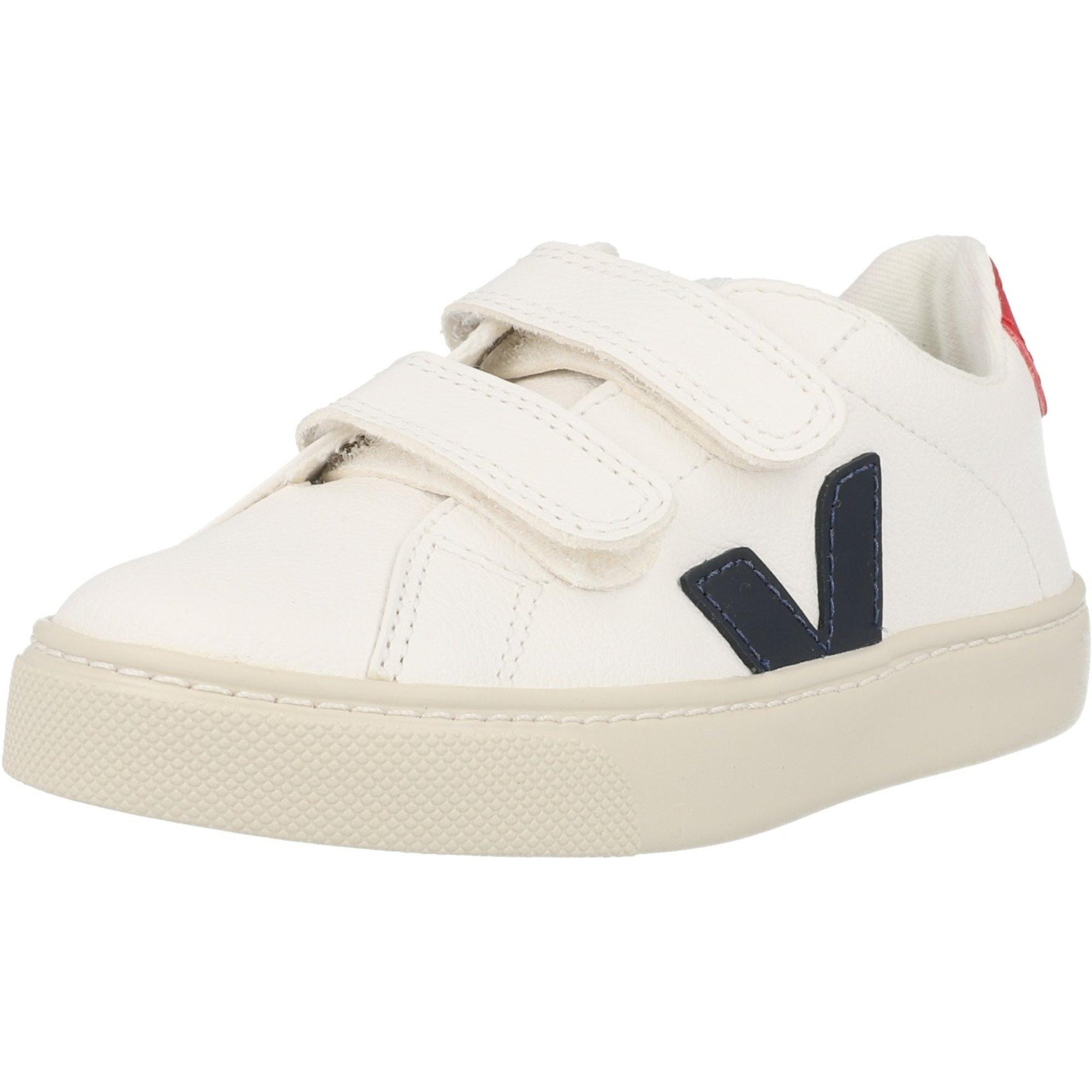 Veja Esplar Velcro Extra White/Nautico
