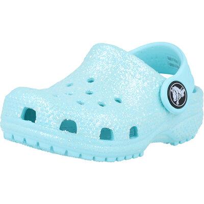 Kids Classic Glitter Clog Infant childrens shoes