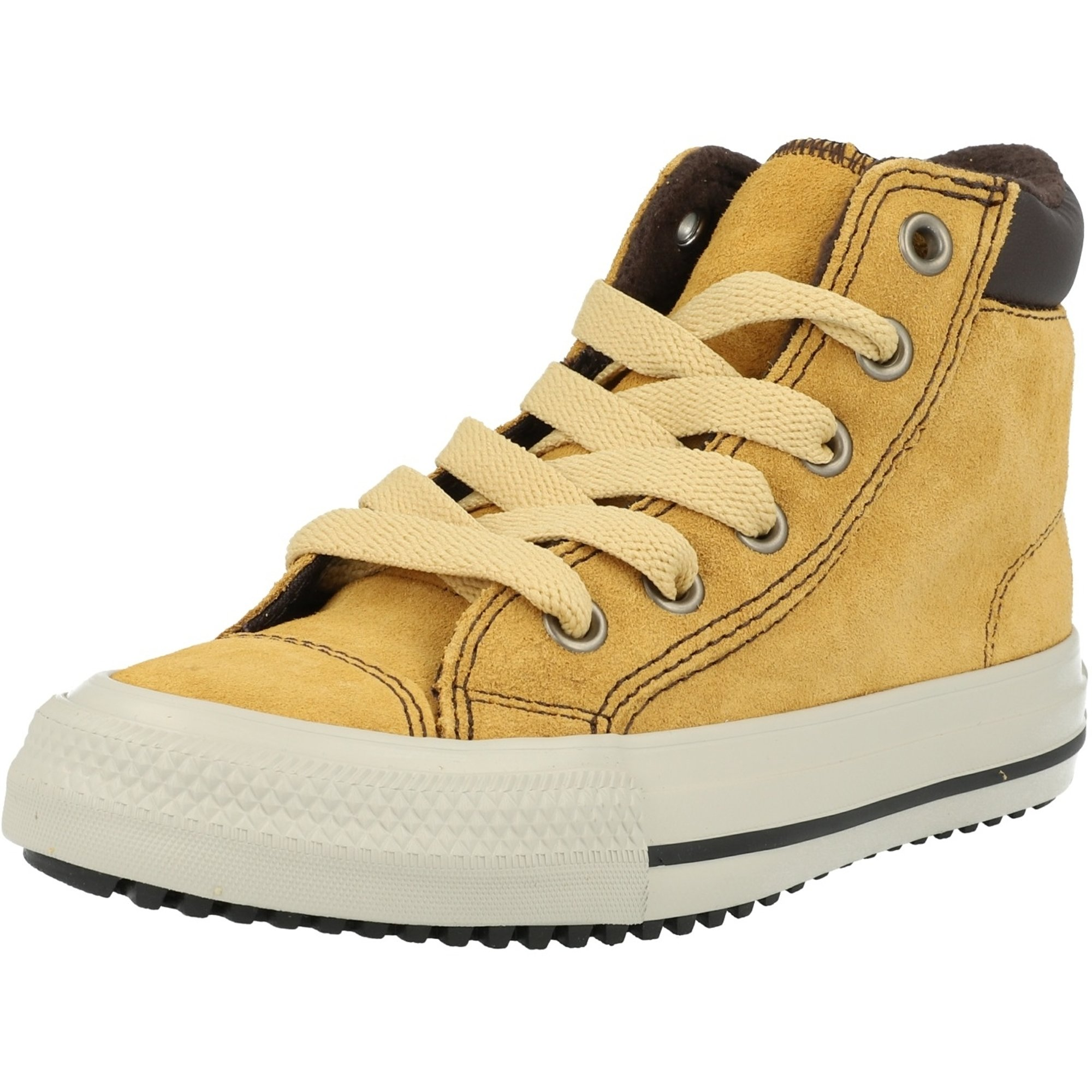 Star 2V PC Boot Hi On Mars Wheat Suede