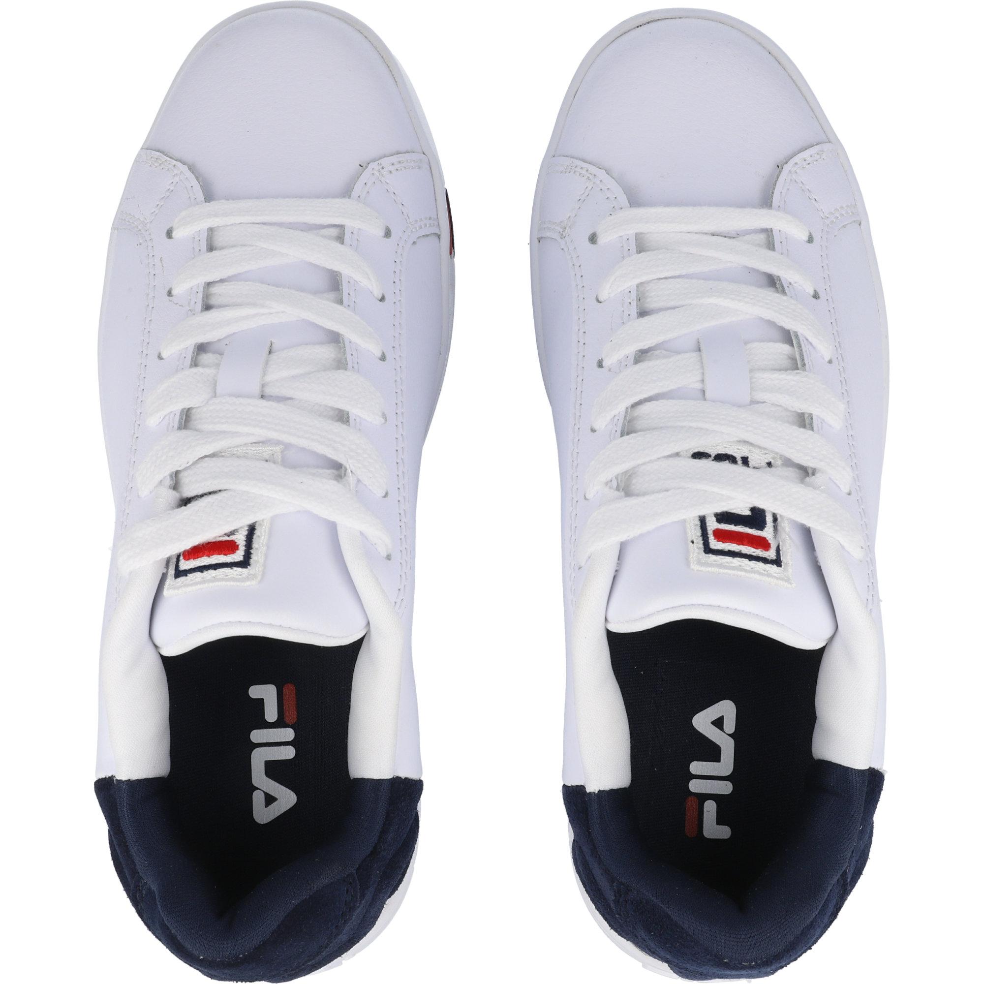 FILA Ryzer White/Fila Navy Synthetic
