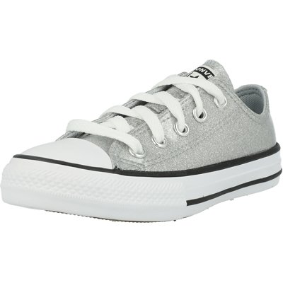 Chuck Taylor All Star Ox Coated Glitter Junior childrens shoes