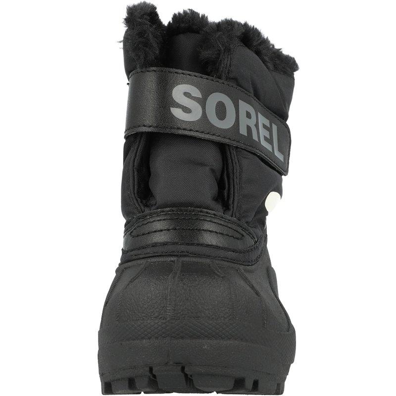 Sorel Snow Commander C Black/Charcoal Synthetic