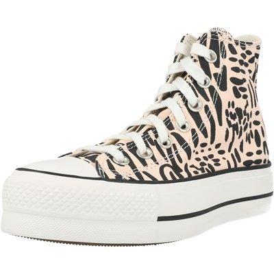 Chuck Taylor All Star Lift Hi Jungle Art Adult childrens shoes