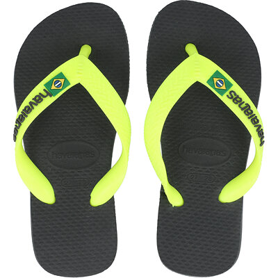 Kids Brasil Logo Child childrens shoes