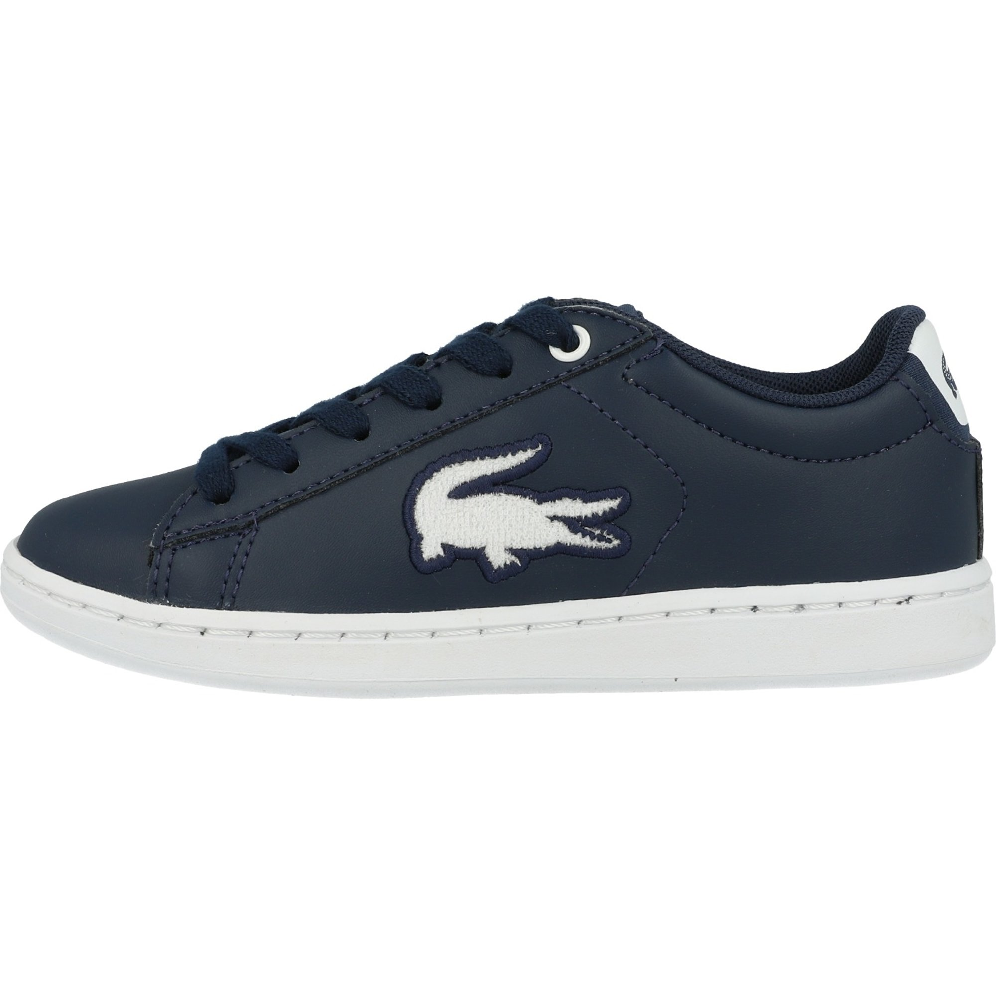 Lacoste Carnaby Evo 418 3 Navy/White Synthetic