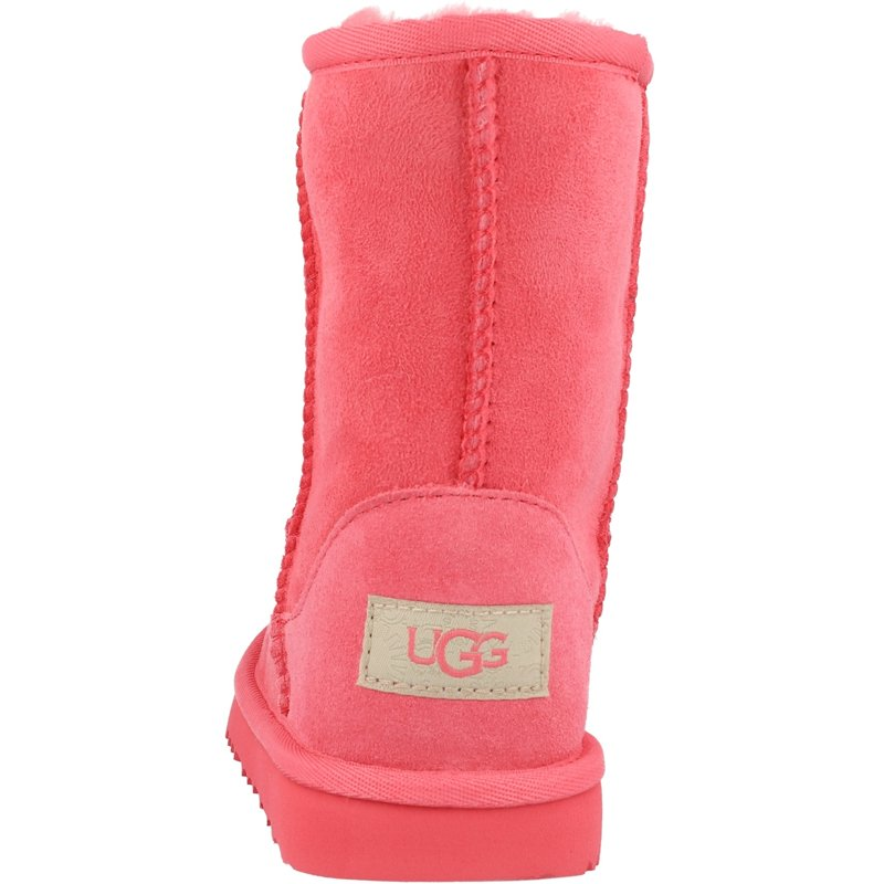 UGG Classic II K Strawberry Sorbet Suede
