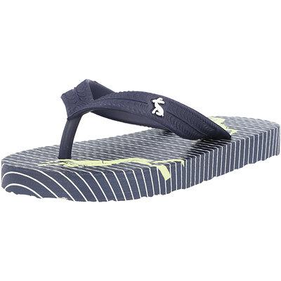 Jnr Flip Flip Stripe Shark Child childrens shoes