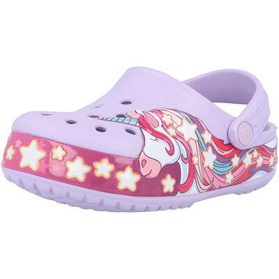 Kids Funlab Unicorn Band Clog Infant childrens shoes