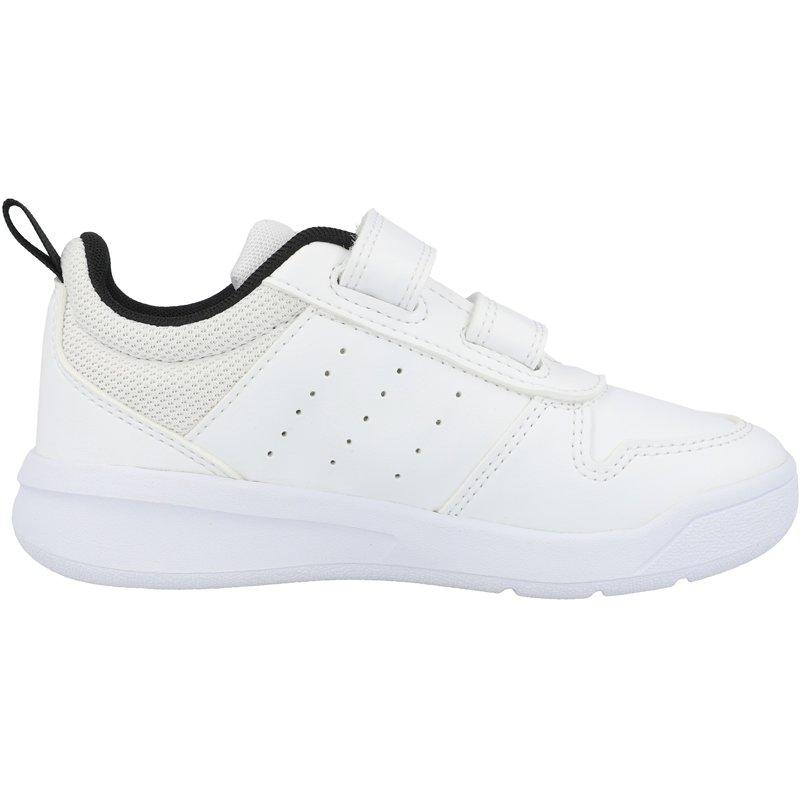 adidas Tensaur C White/Core Black Synthetic