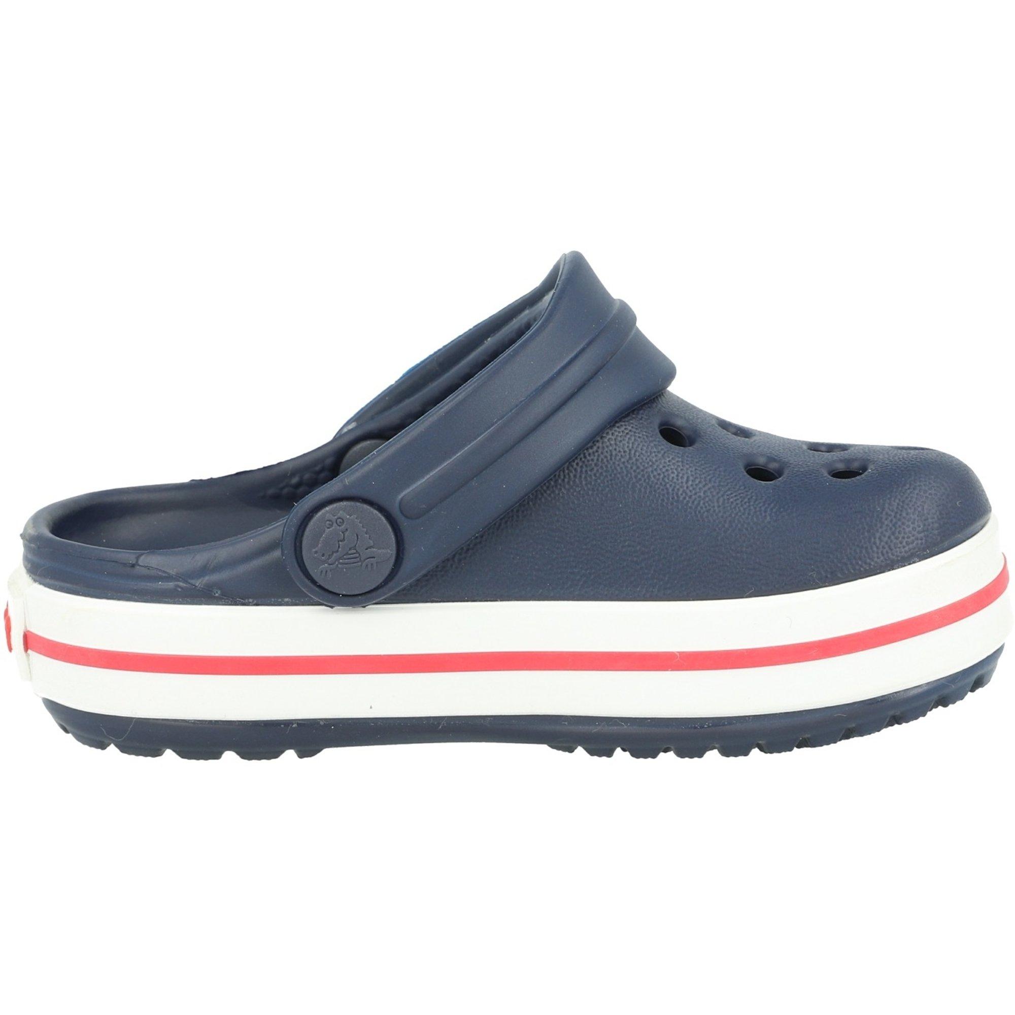 Crocs Kids Crocband Clog Navy Croslite