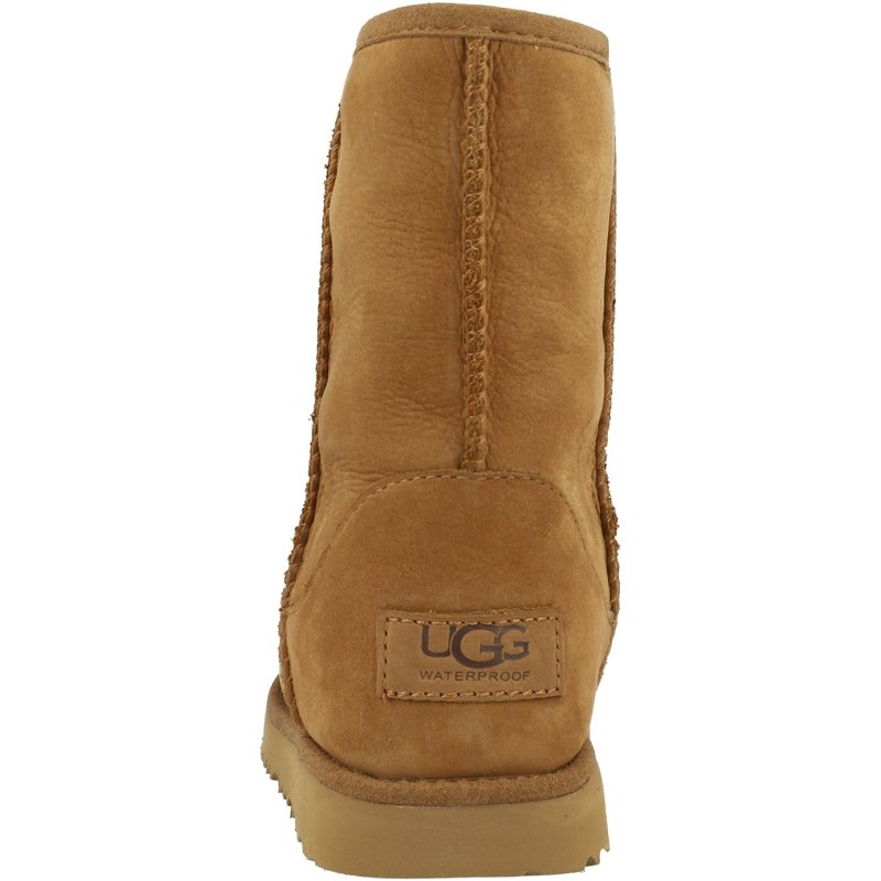 UGG Classic Short II Waterproof K Chestnut Leather