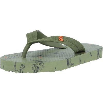 Jnr Flip Flop Dinosaurs Child childrens shoes