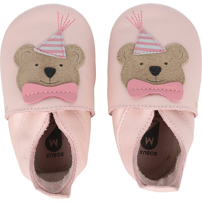Soft Sole Party Bear Baby childrens shoes