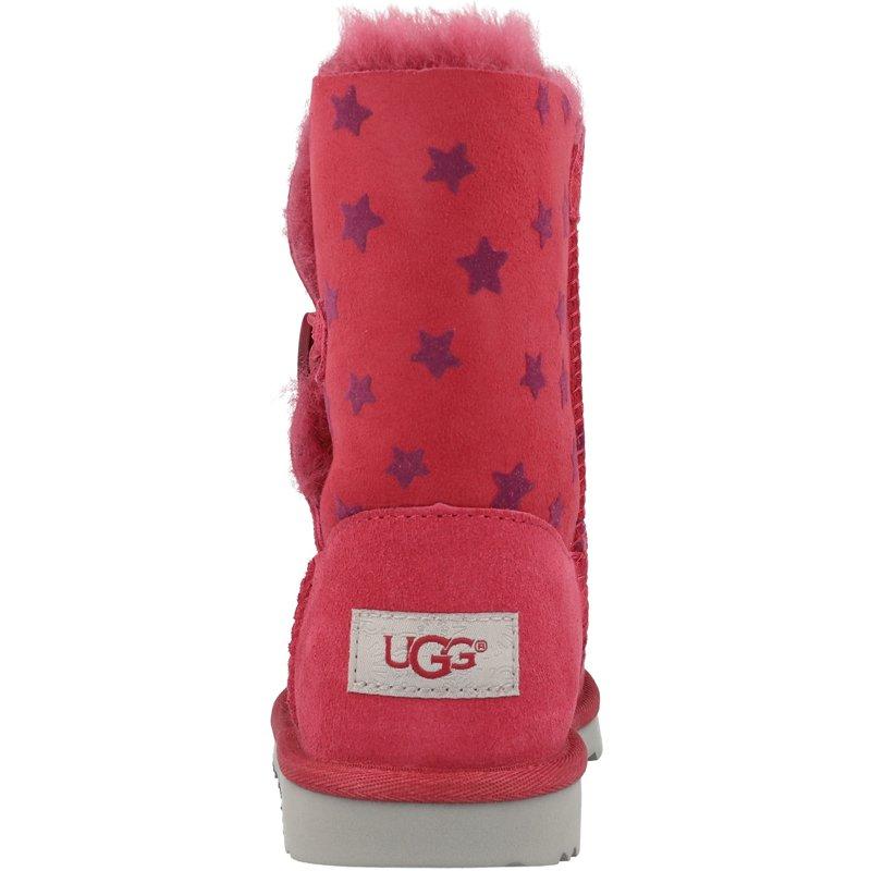 UGG Bailey Button II Stars K Brambleberry Sheepskin