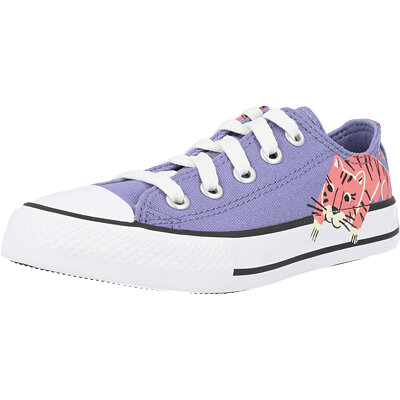 Chuck Taylor All Star Ox Jungle Cats Infant childrens shoes