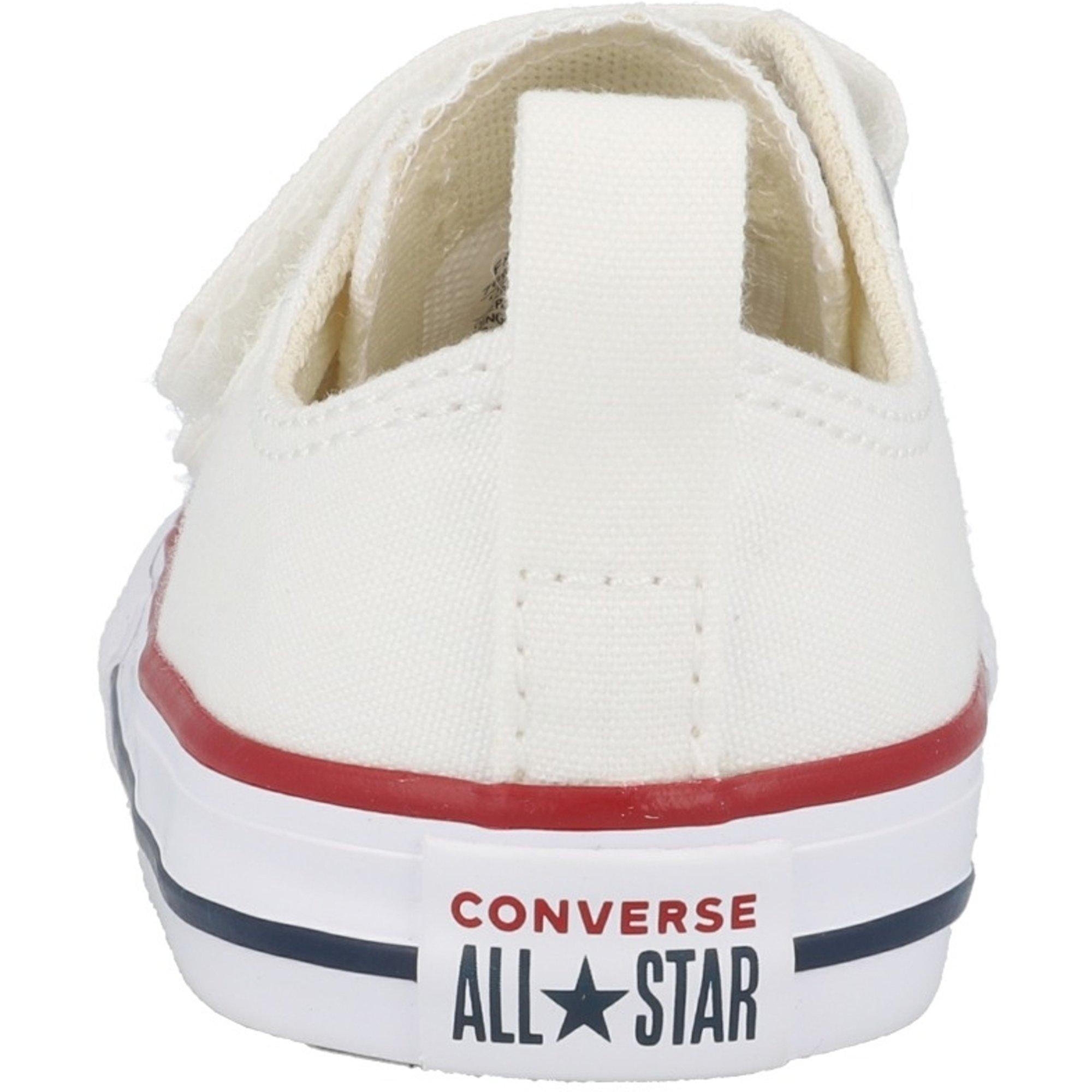 Converse Chuck Taylor All Star 2V Ox White/Navy Canvas
