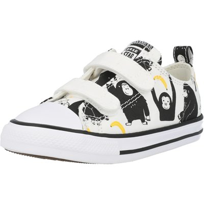 Chuck Taylor All Star 2V Ox Going Bananas Infant childrens shoes