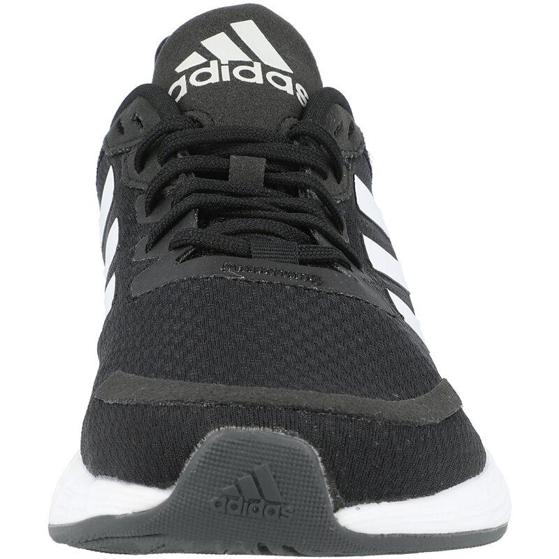 adidas Duramo SL K Core Black/White Textile