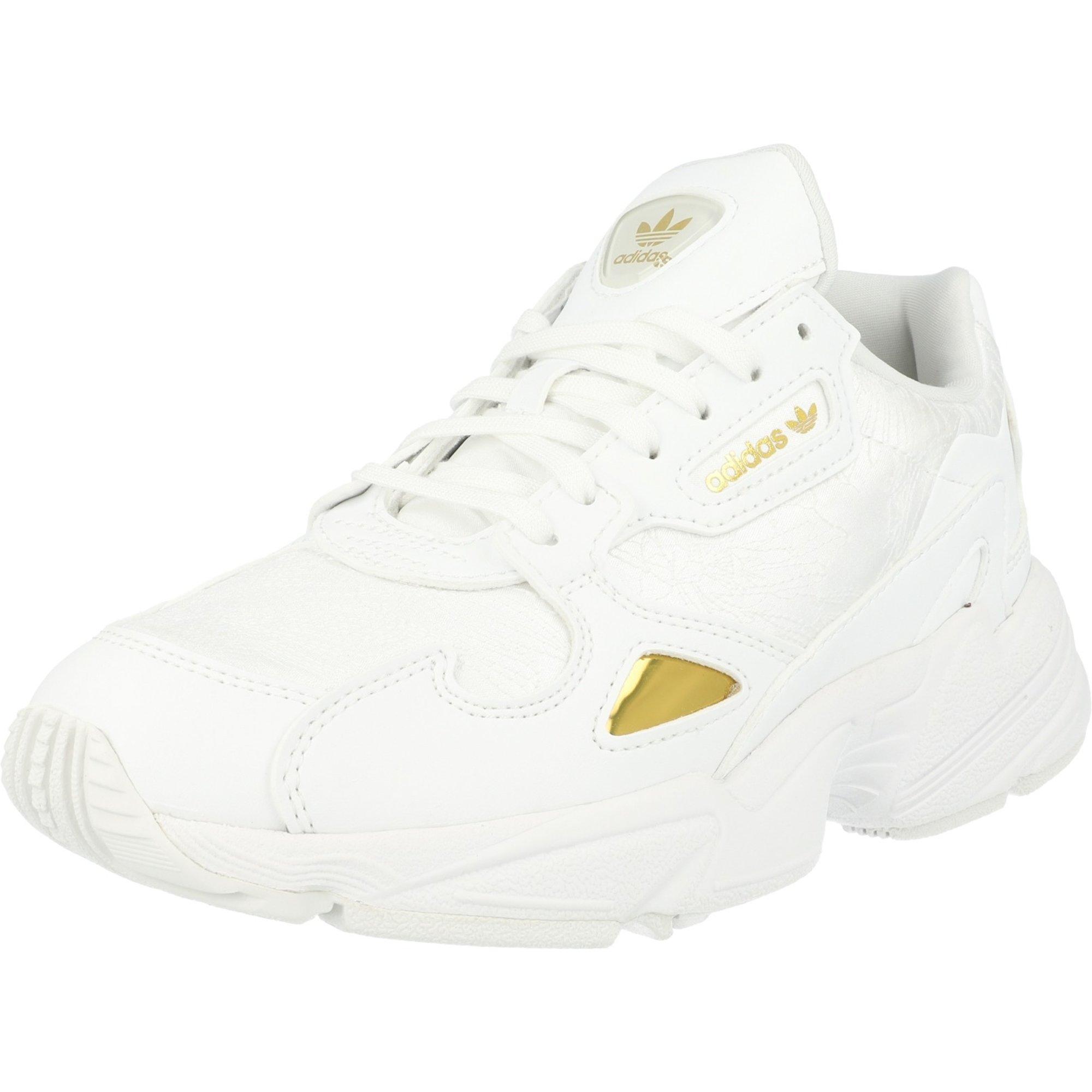 adidas Originals Falcon W White/Gold