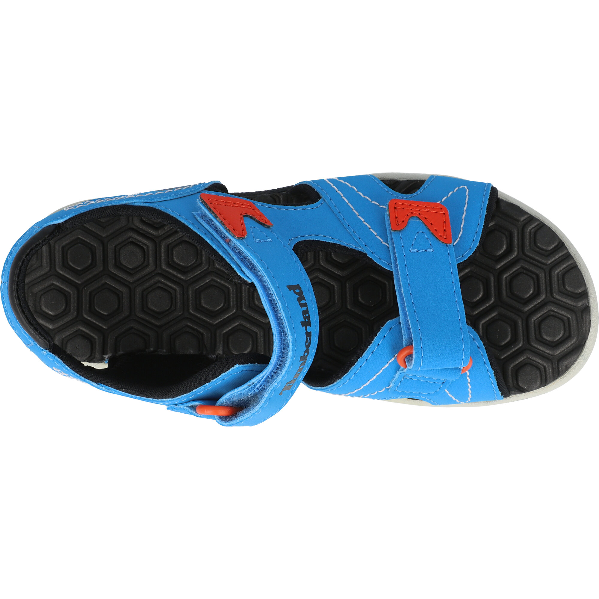 Timberland Adventure Seeker 2-Strap Y Bright Blue Synthetic Leather