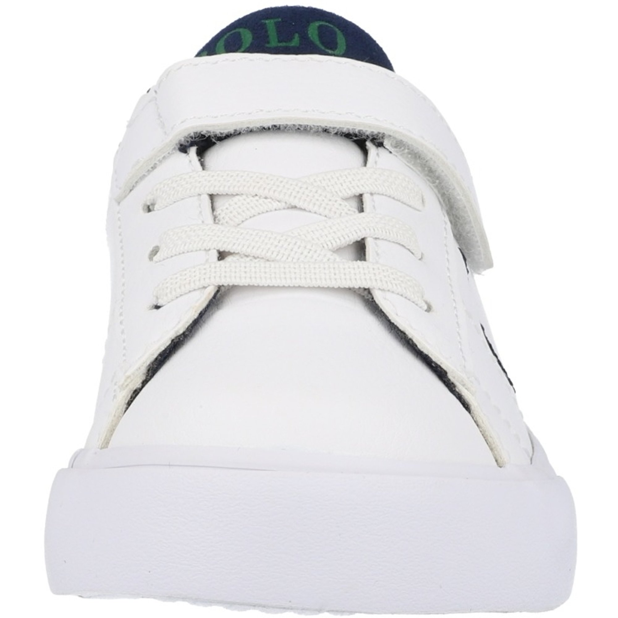 Polo Ralph Lauren Theron III PS C White/Navy Tumbled