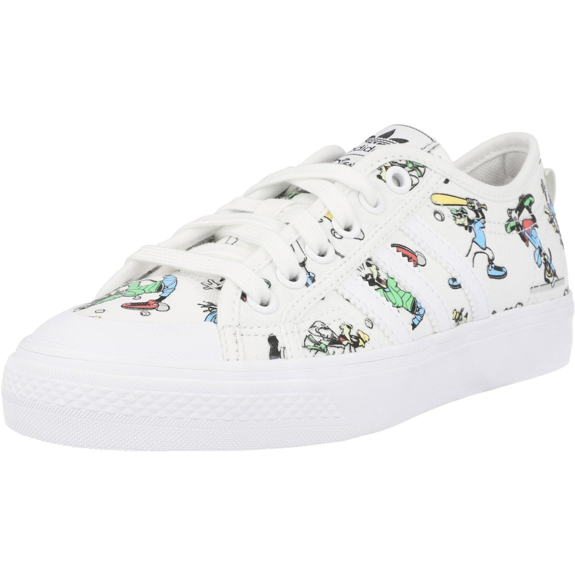 adidas Originals Nizza X Disney J White