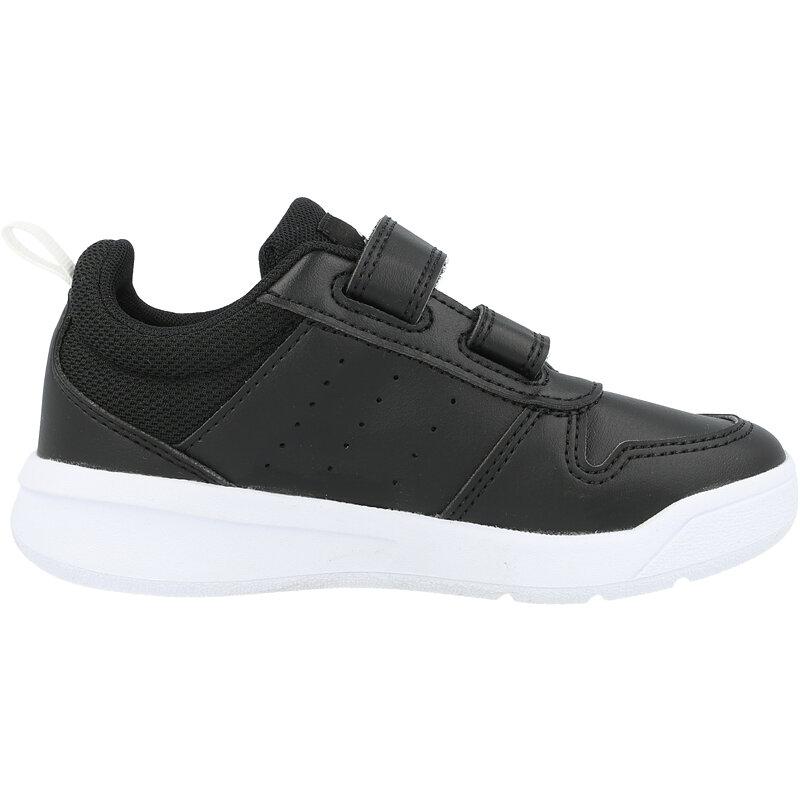 adidas Tensaur C Core Black/Grey Six Synthetic