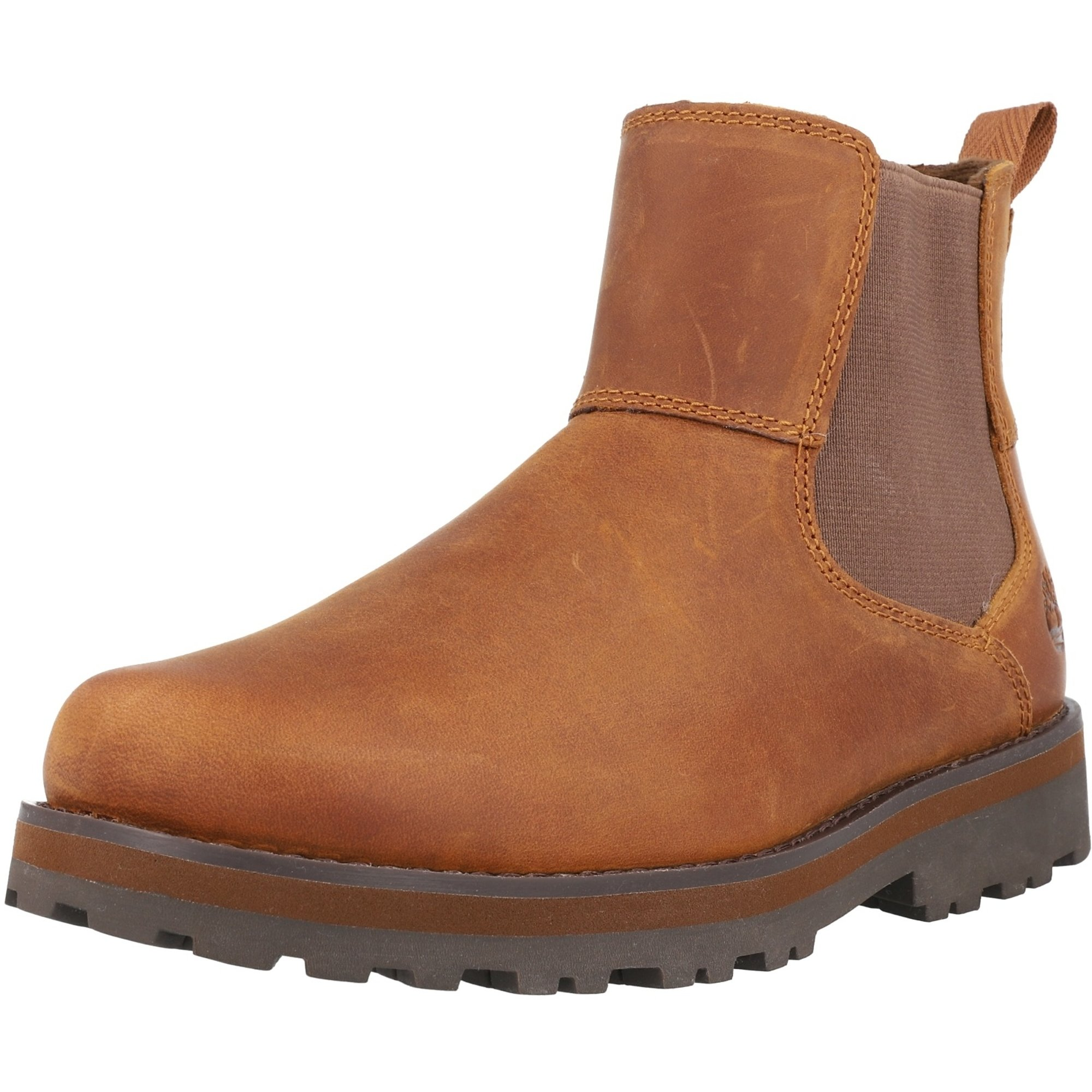 Timberland Courma Kid Chelsea J Medium Brown Full Grain Leather