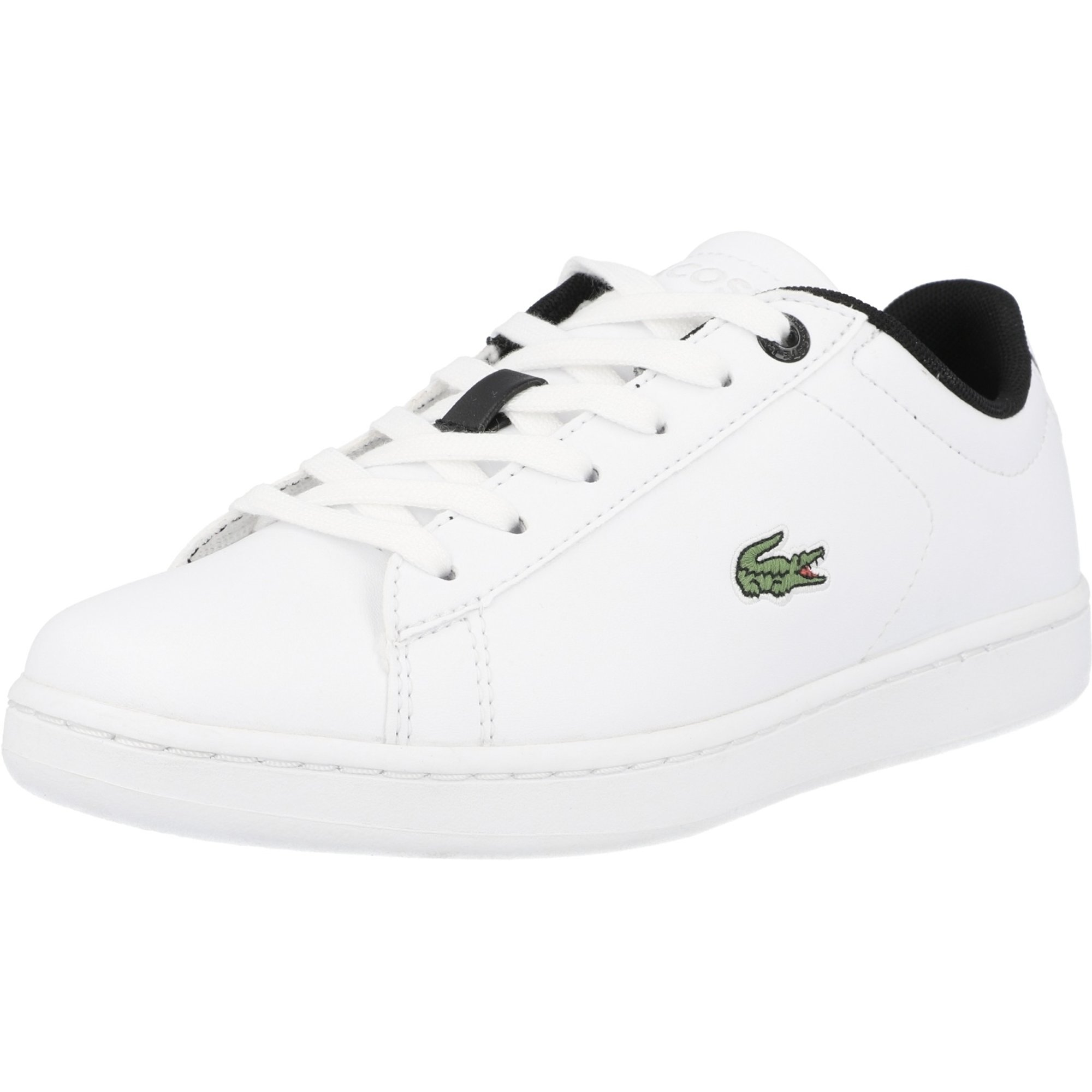 Lacoste Carnaby Evo 0120 2 White/Black Synthetic