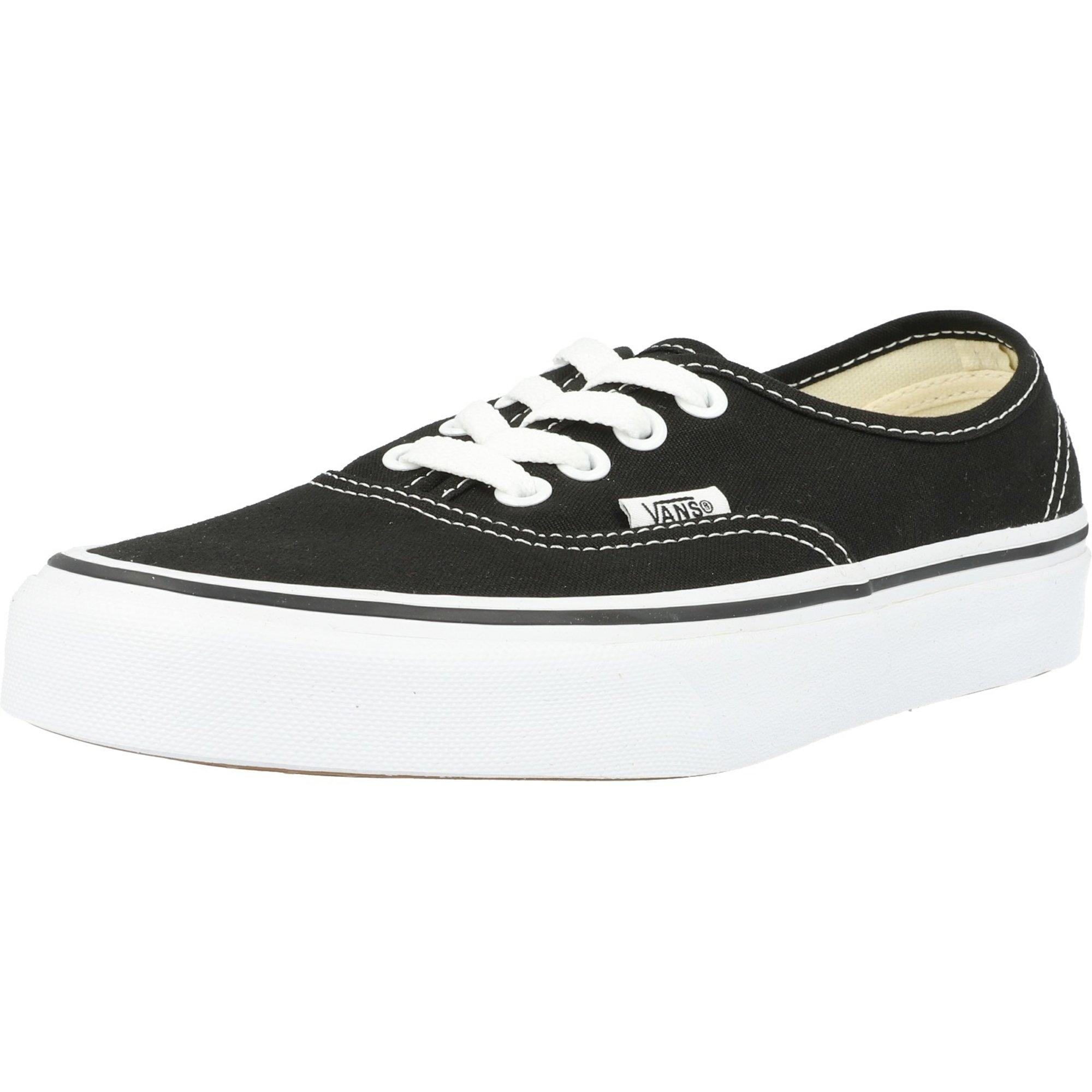 Vans UA Authentic Black/White Textile