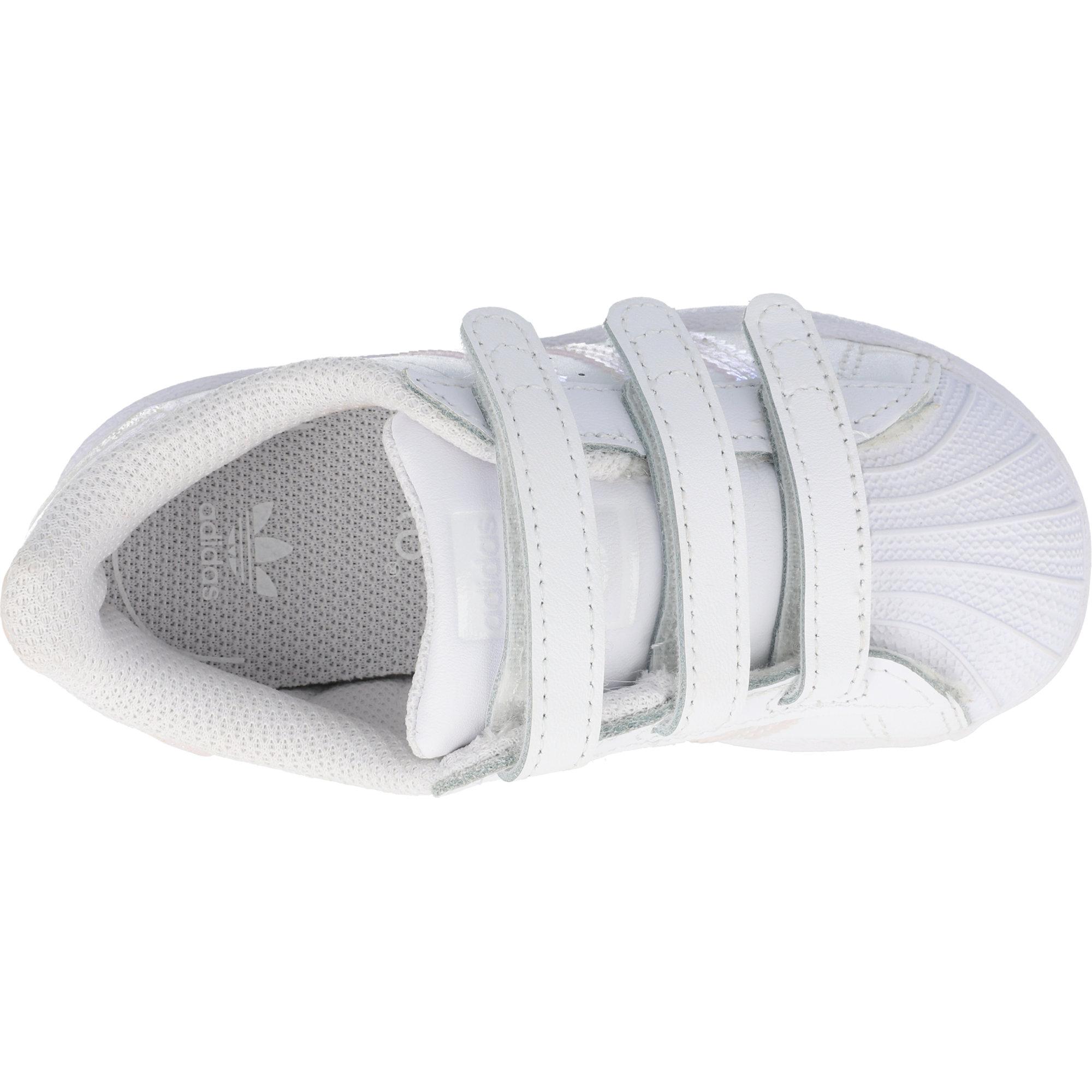 adidas Originals Superstar CF White Leather
