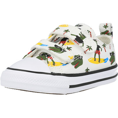 Chuck Taylor All Star 2V Ox Croco Surf Infant childrens shoes