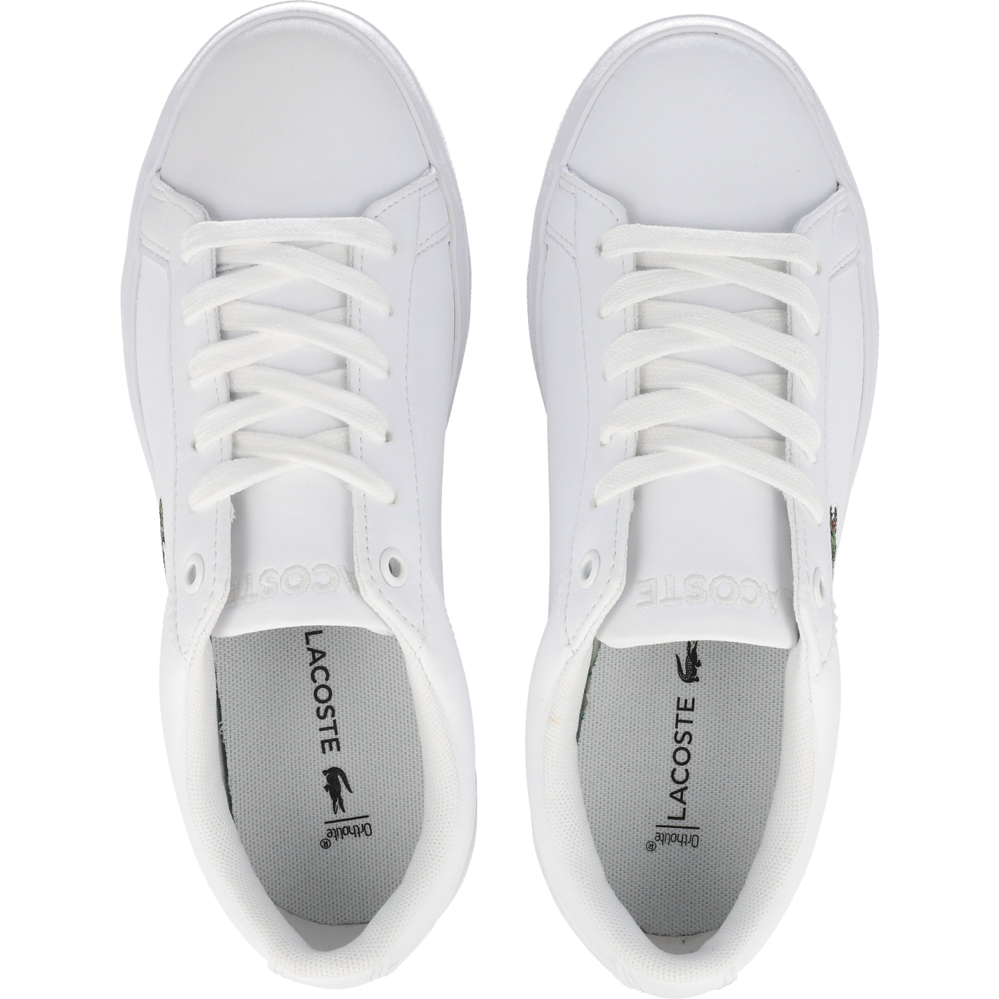Lacoste Lerond BL 3 White Synthetic
