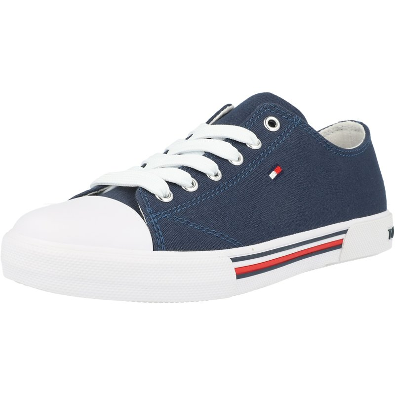 Tommy Hilfiger Trainer Blue Recycled