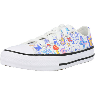 Chuck Taylor All Star Ox Butterfly Fun Butterfly Junior childrens shoes