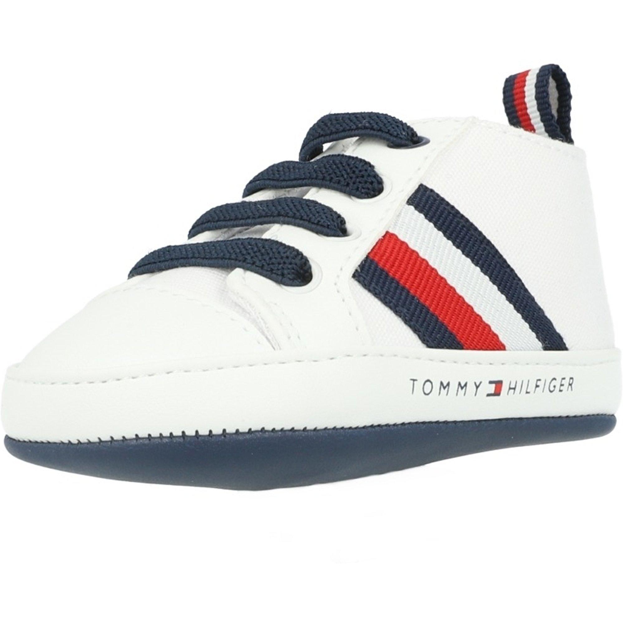 Tommy Hilfiger Crib White Textile