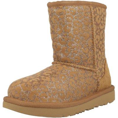 Classic II Glitter Leopard K Child childrens shoes