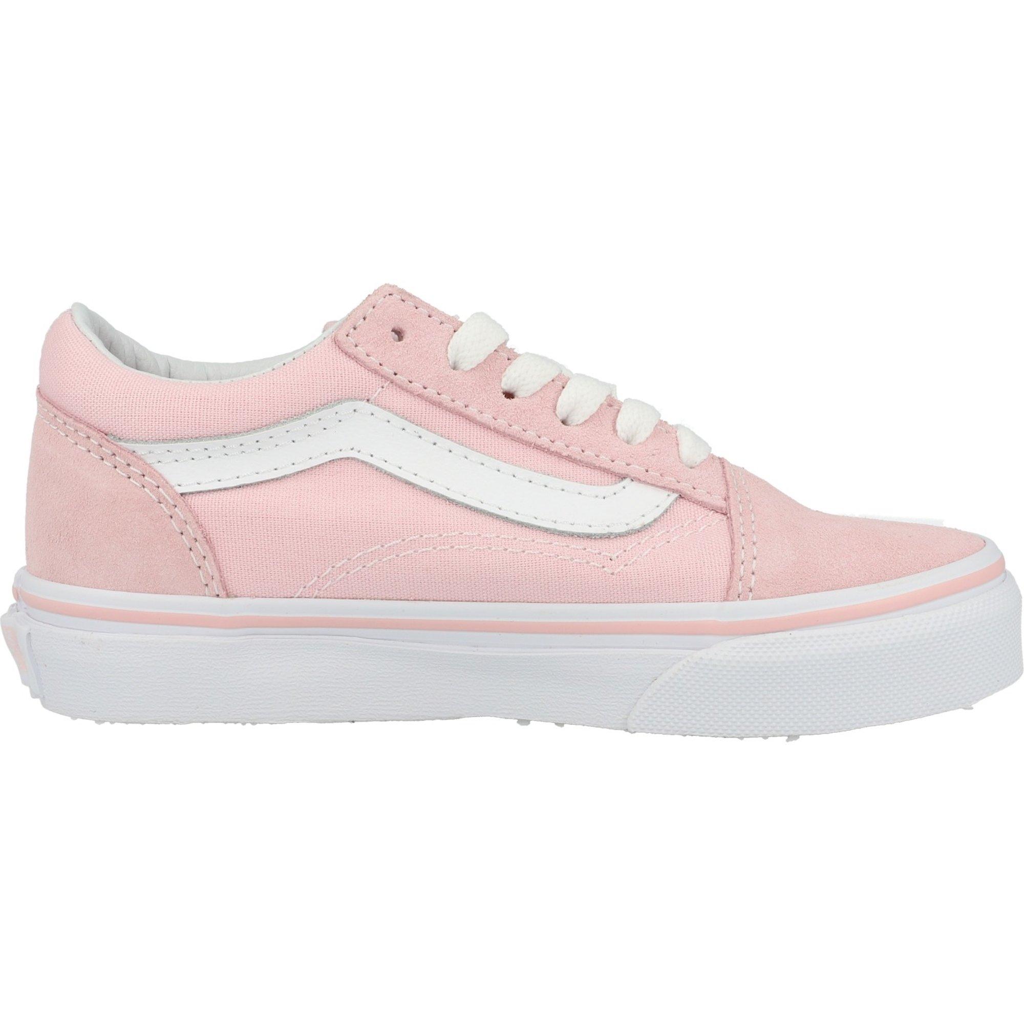 Vans UY Old Skool Chalk Pink Suede