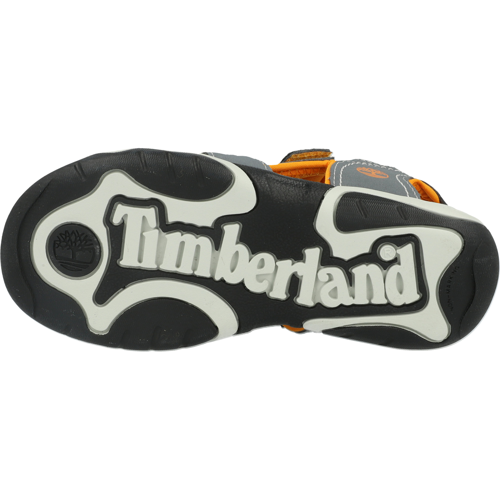 Timberland Adventure Seeker Y Medium Grey/Orange Synthetic