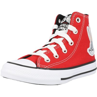 Chuck Taylor All Star Hi Bugs 80th Varsity Patch Child childrens shoes