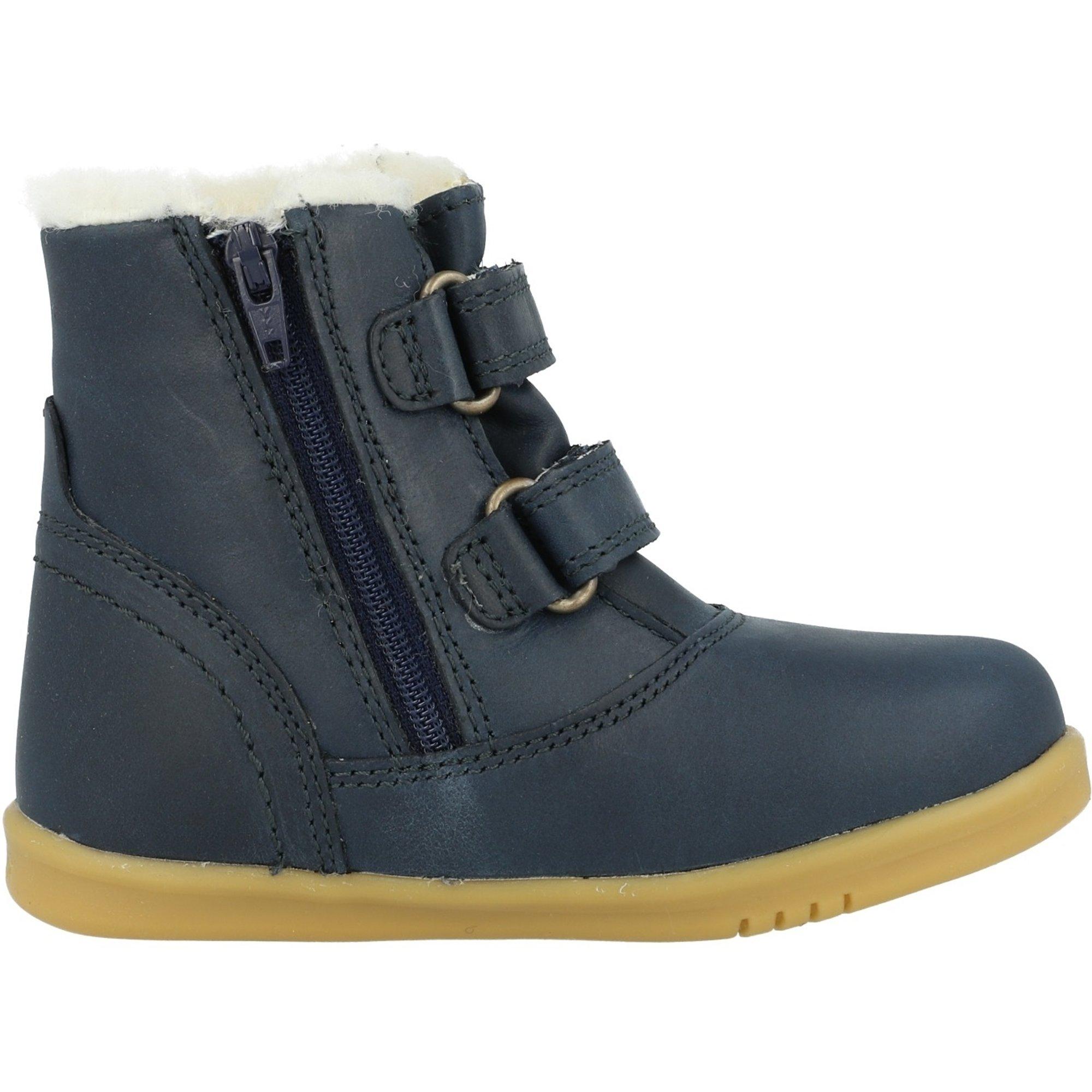 Bobux i-Walk Aspen Navy Leather