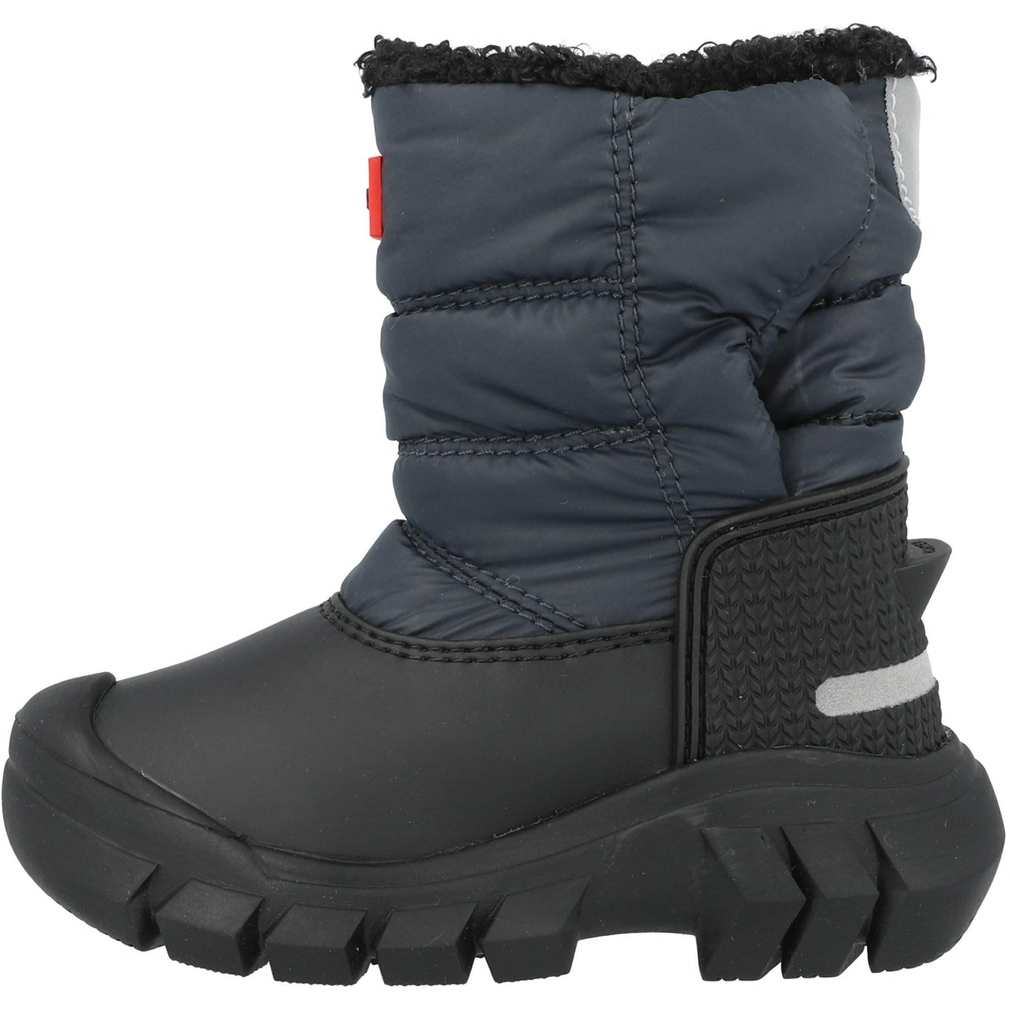 Hunter Original Kids Snow Boot Navy Nylon