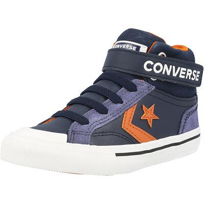 Pro Blaze Strap Leather Twist Junior childrens shoes