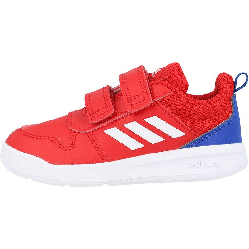 adidas Tensaur I Scarlet/Royal Blue Synthetic