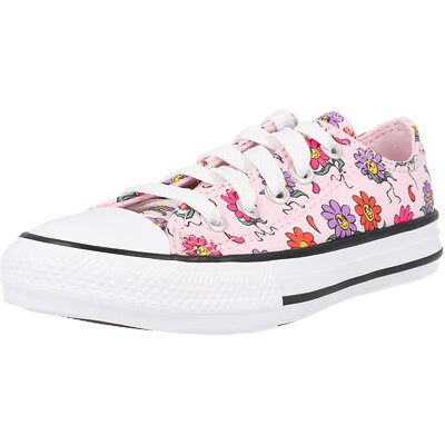 Chuck Taylor All Star Ox Friendly Floral Child childrens shoes