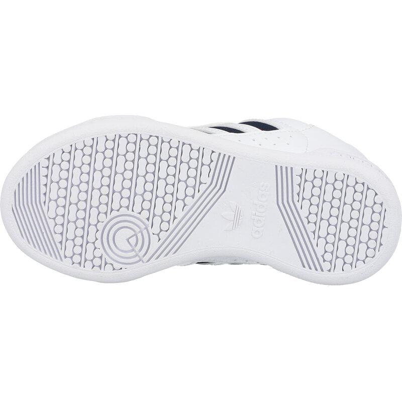adidas Originals Continental 80 Stripes C White/Collegiate Navy Synthetic