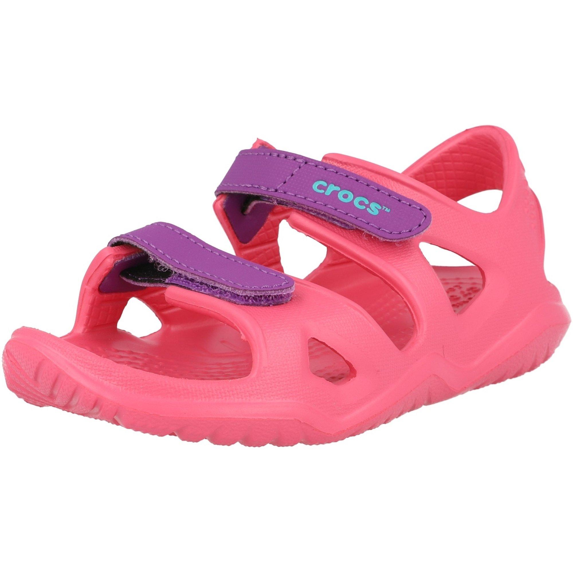 Crocs Swiftwater River Sandal K Paradise Pink Croslite