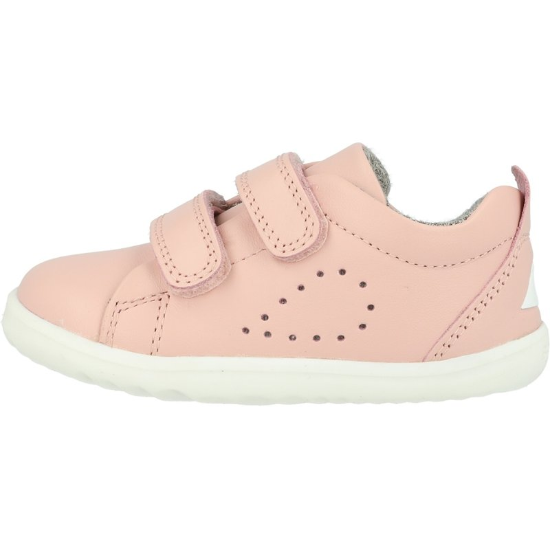 Bobux Step Up Grass Court Seashell Leather