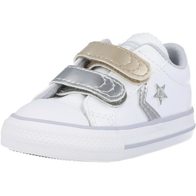 Star Player 2V Ox Metallic Leather Infant childrens shoes