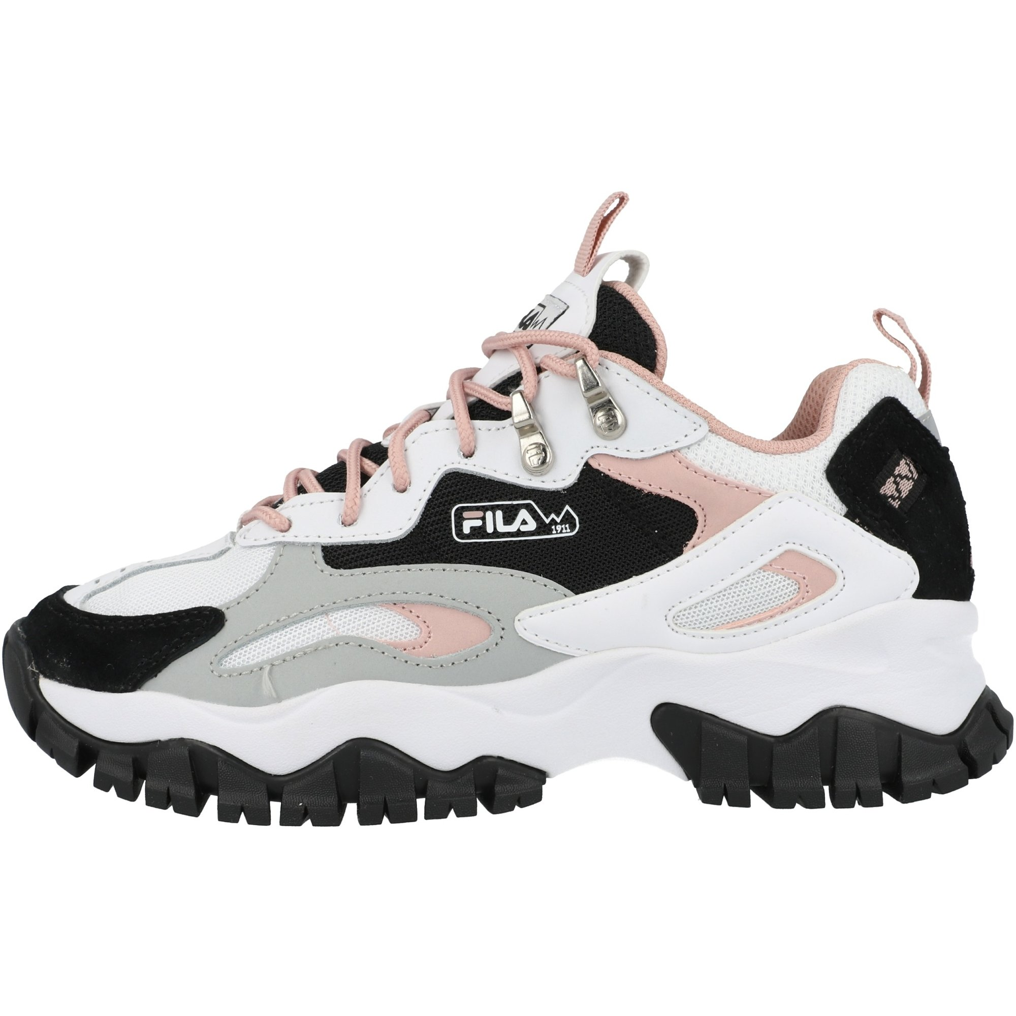 FILA Ray Tracer TR 2 White/Black Synthetic